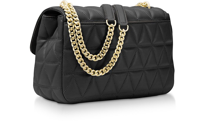 3c0e1296574d Michael Kors Sloan Large Quilted-Leather Shoulder Bag at FORZIERI