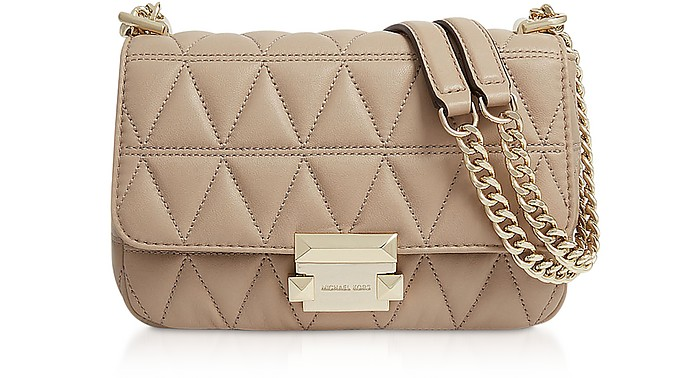 MICHAEL KORS Sloan Small Quilted Cross Body |