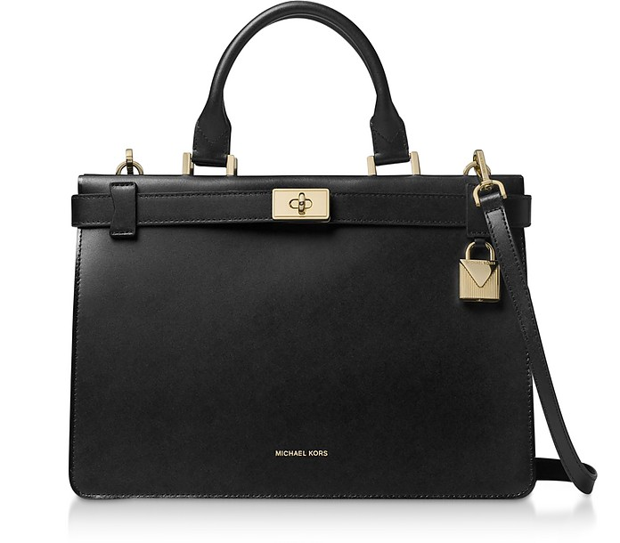 Tatiana Medium Satchel Bag - Michael Kors