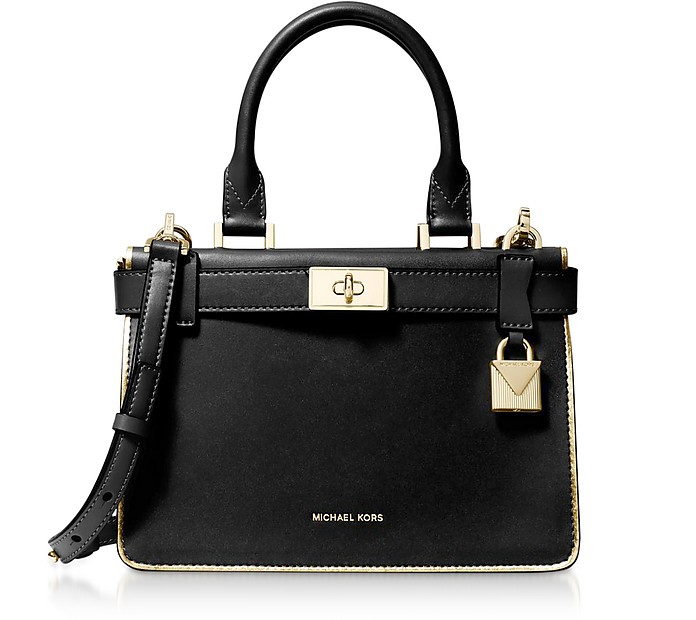 Tatiana Mini Satchel Bag - Michael Kors