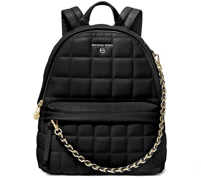 Women's Black Backpack - Michael Kors
