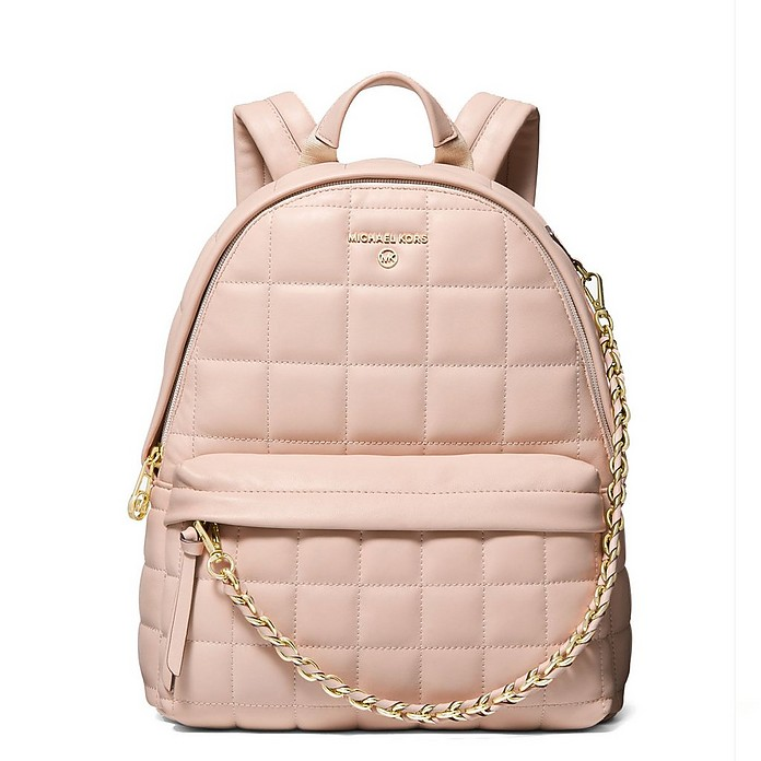 Women's Pink Backpack - Michael Kors