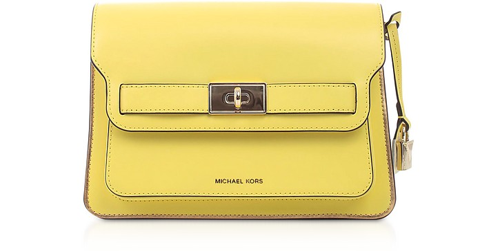 Tatiana Large Shoulder Bag w/ Flap - Michael Kors