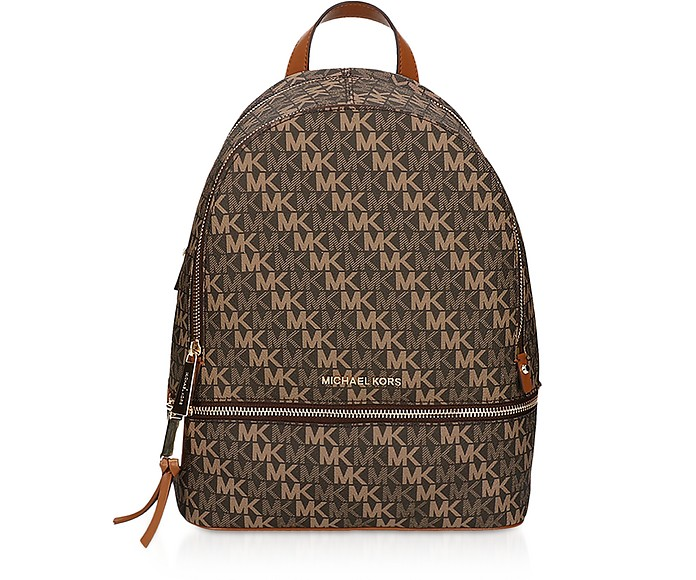 Rhea Zip Medium Backpack - Michael Kors