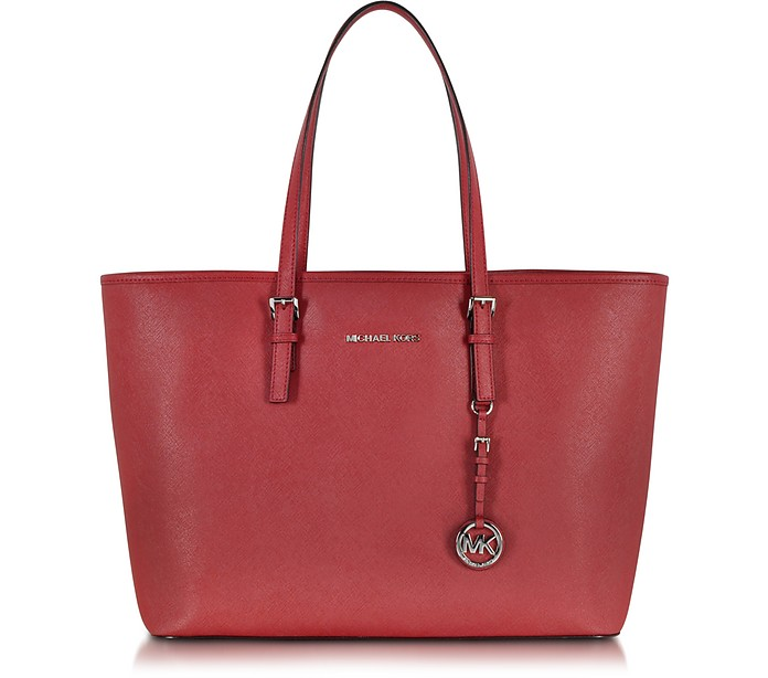 Medium Jet Set Multifunction Tote - Michael Kors