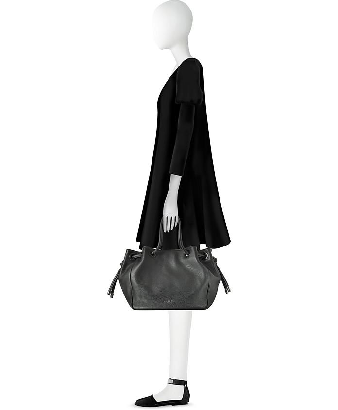 Dalia Shopper Grande in Pelle Matte