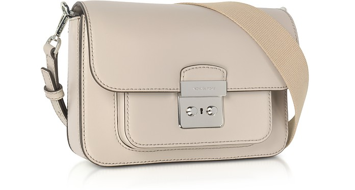 b35a79c04c87 Sloan Editor Large Cement Leather Shoulder Bag - Michael Kors. Sold Out
