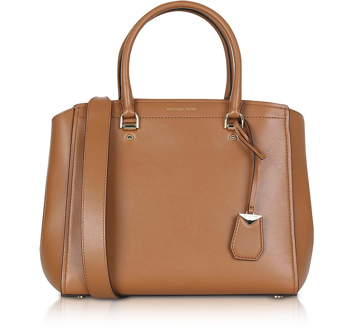 Benning Large Bauletto in Pelle - Michael Kors