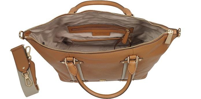 93551d8d5b Pebbled Leather Griffin Large Satchel - Michael Kors. £216.00 £432.00  Actual transaction amount