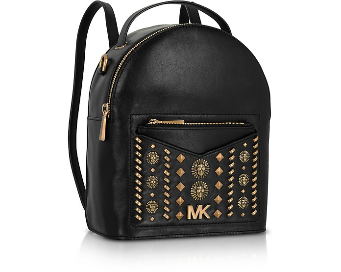 MICHAEL Michael Kors Jessa Small Leather Backpack at John