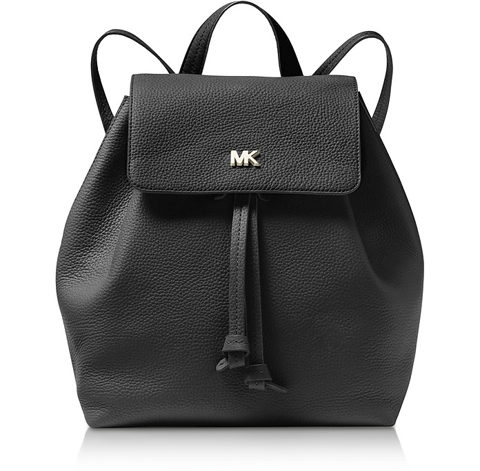bfb80774acc Michael Kors Junie Medium Pebbled Leather Backpack at FORZIERI Canada