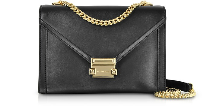 e3f7054832eb Michael Kors Whitney Large Leather Convertible Shoulder Bag at FORZIERI