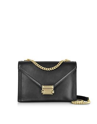 9b8f4065710420 Whitney Large Leather Convertible Shoulder Bag - Michael Kors