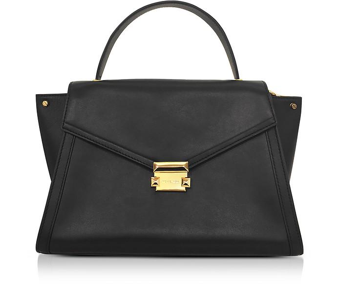 Whitney Large Leather Satchel - Michael Kors