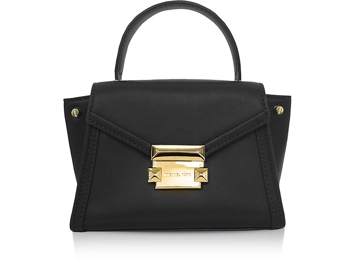 Whitney Mini Leather Satchel - Michael Kors
