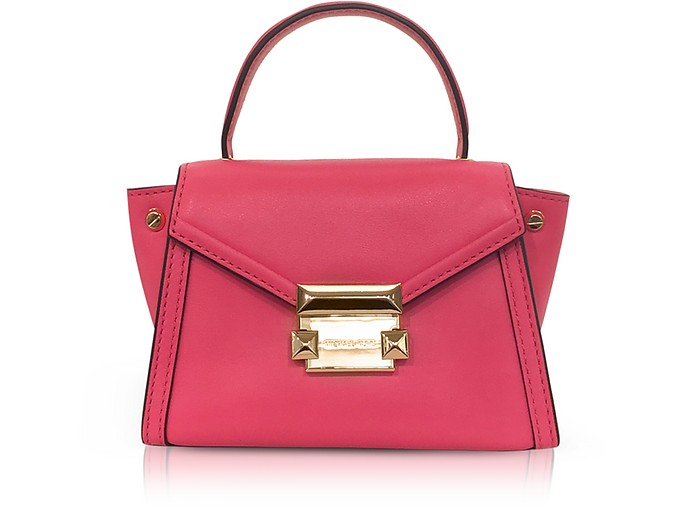 Whitney Mini Leather Satchel - Michael Kors / マイケル コース