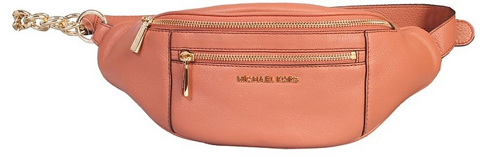 Leather Pouch - Michael Kors
