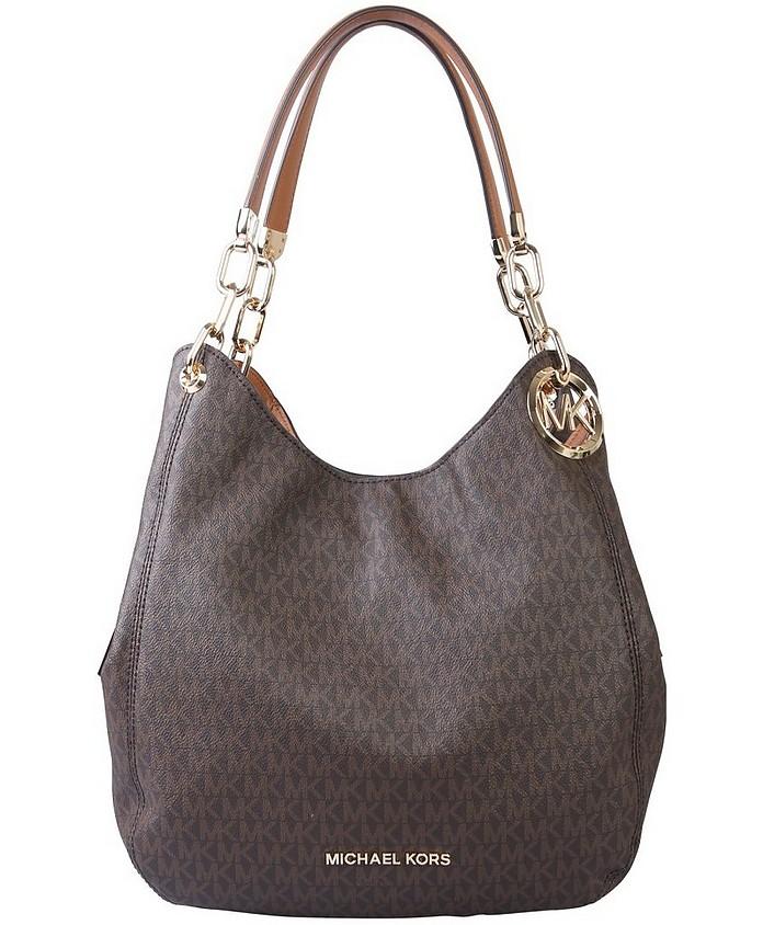 Large Lillie Shoulder Bag - Michael Kors