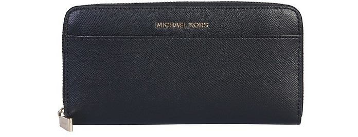 Continental Jet Set Wallet - Michael Kors