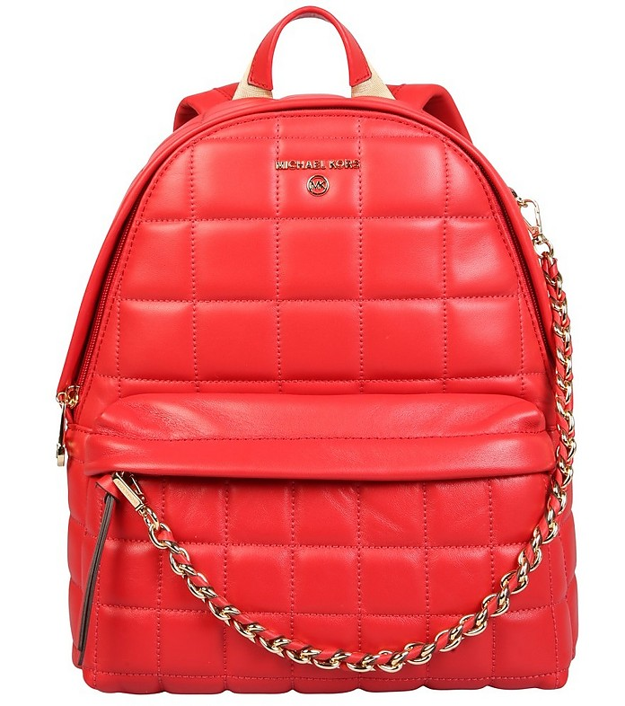 Backpack With Logo - Michael Kors