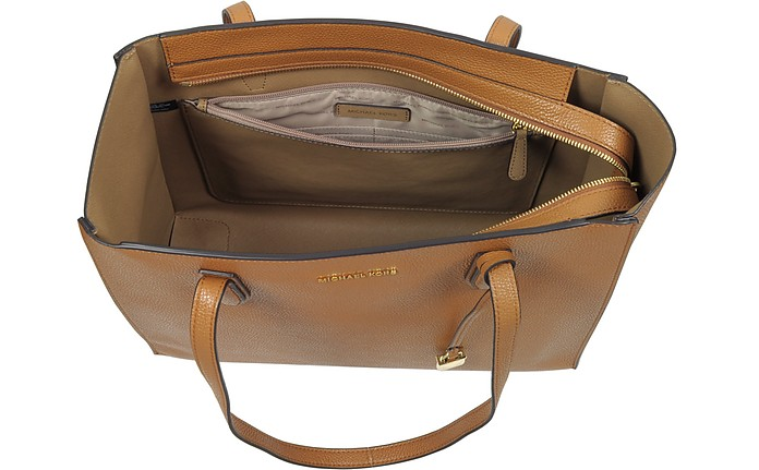 a3719d2420b18b Mercer Large Acorn Pebble Leather Top Zip Tote Bag - Michael Kors. C$295.20  C$492.00 Actual transaction amount