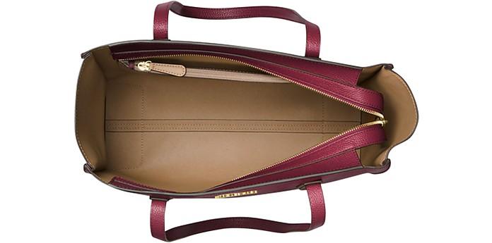 66719fed8eae88 Mercer Large Mulberry Pebble Leather Top Zip Tote Bag - Michael Kors.  AU$257.40 AU$429.00 Actual transaction amount