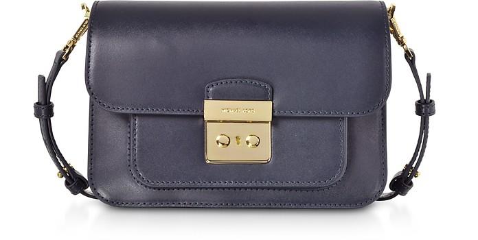 Sloan Editor Large Leather Shoulder Bag - Michael Kors