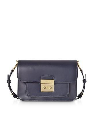 99065a9029 Sloan Editor Large Leather Shoulder Bag - Michael Kors