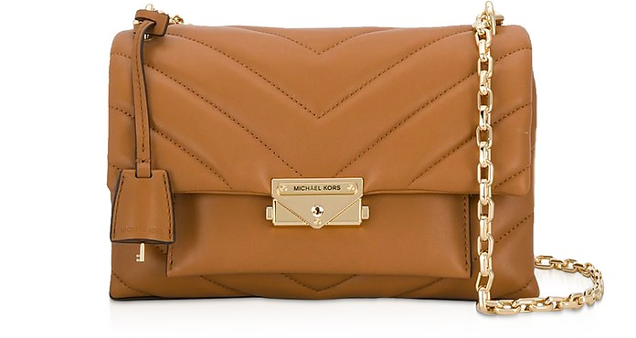 Quilted Acorn Cece Shoulder Bag - Michael Kors
