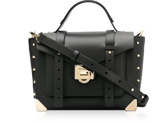 Manhattan Medium School Satchel Bag - Michael Kors
