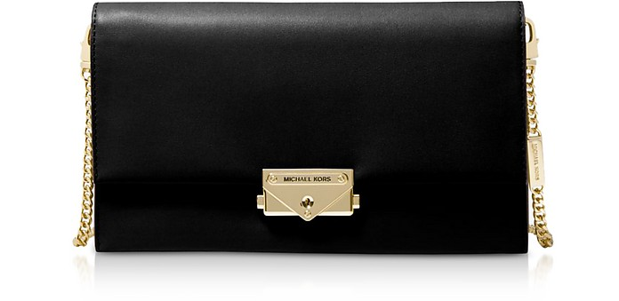 Cece Large Leather Convertible Crossbody Bag - Michael Kors