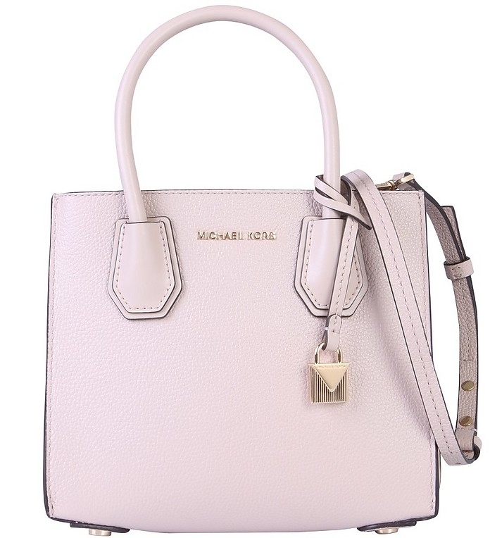 Medium Mercer Bagmedium Mercer Leather Bag - Michael Kors