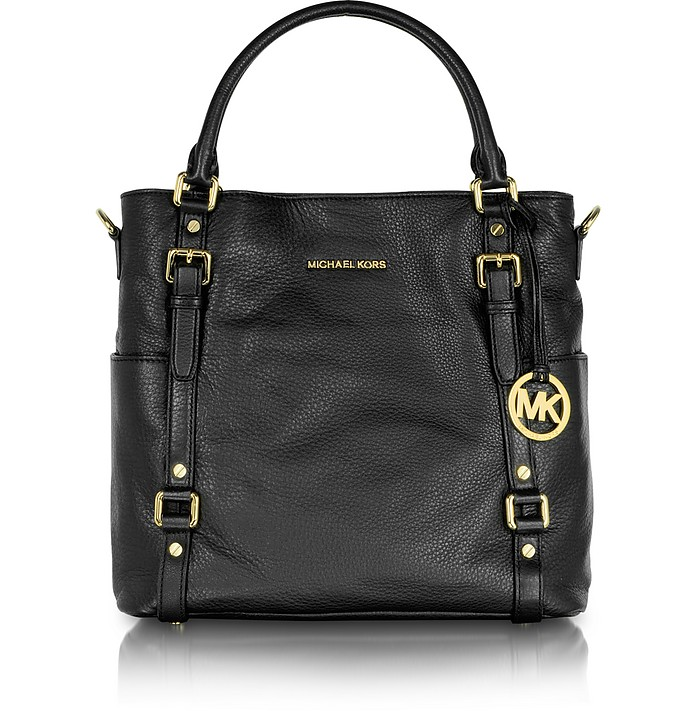Bedford Genuine Leather North/South Tote - Michael Kors