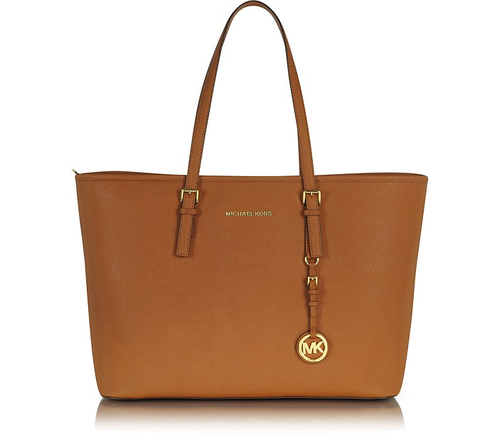 Jet Set Macbook Travel Tote  - Michael Kors