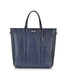 Large Navy Tote