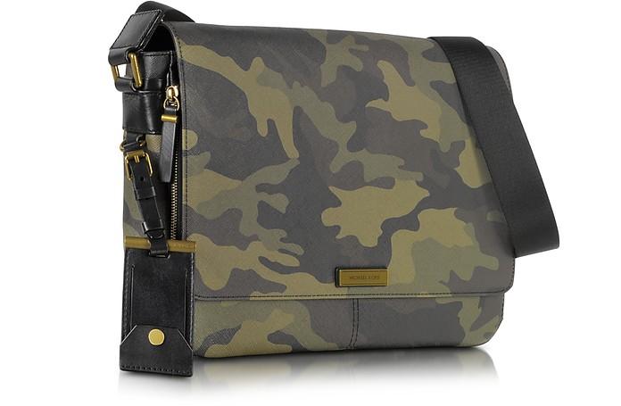 30145646b77a Michael Kors Jet Set Camo Large Men's Bag at FORZIERI UK
