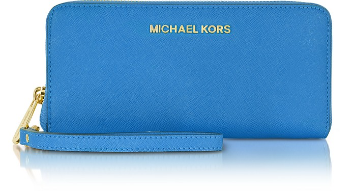 Jet Set Travel Continental Wallet - Michael Kors