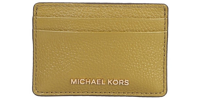 Jet Set Card Holder - Michael Kors