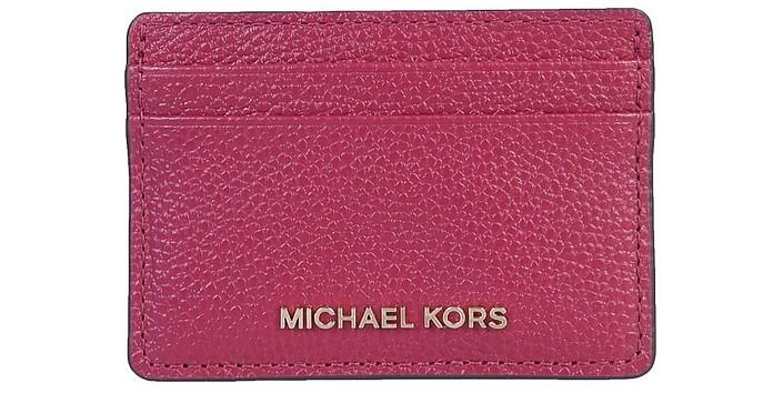 Jet Set Card Holder - Michael Kors