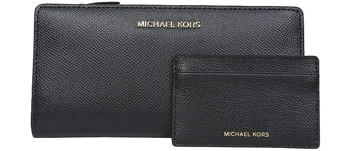 Thin Jet Set Wallet - Michael Kors