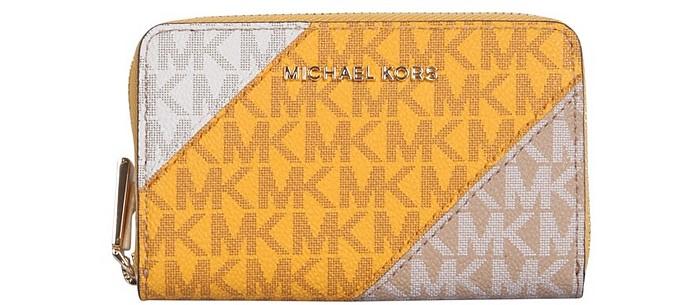 Wallet With Zip - Michael Kors