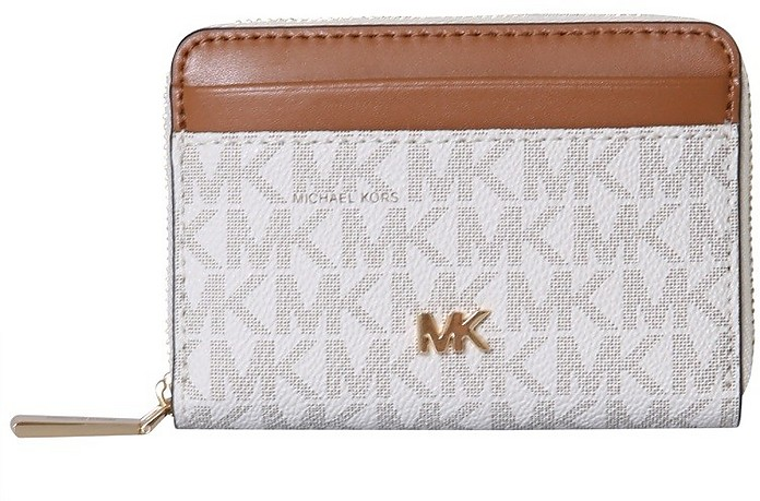 Wallet With Logo - Michael Kors