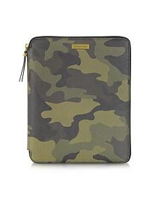 Jet Set iPad Saffiano Case