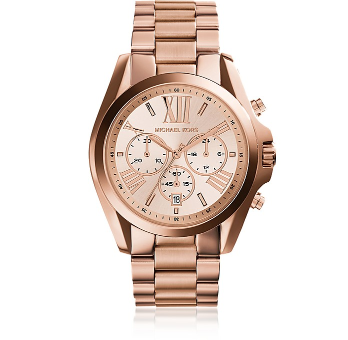 Oversized Bradshaw Women's Watch - Michael Kors