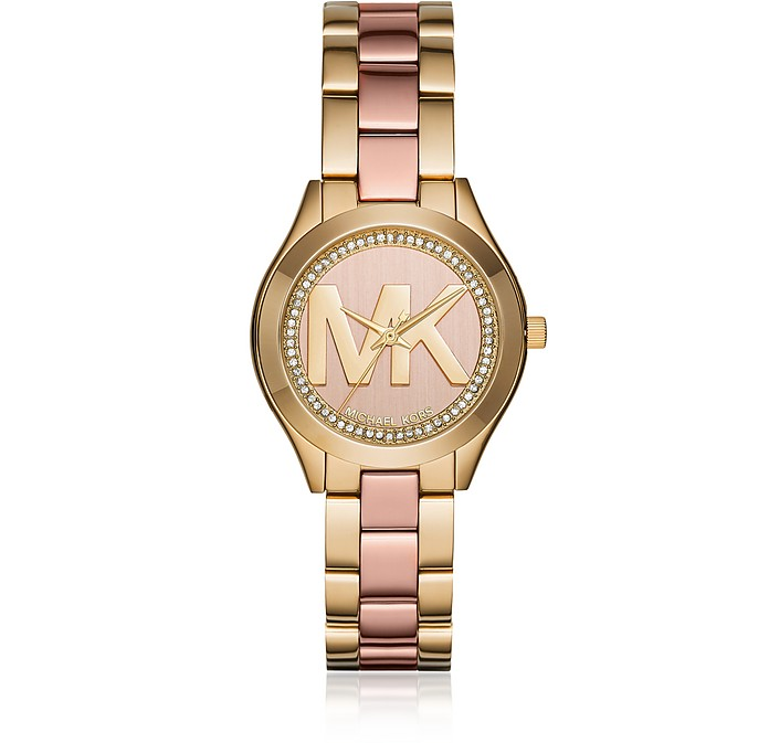 Mini Slim Runway Women's Watch - Michael Kors