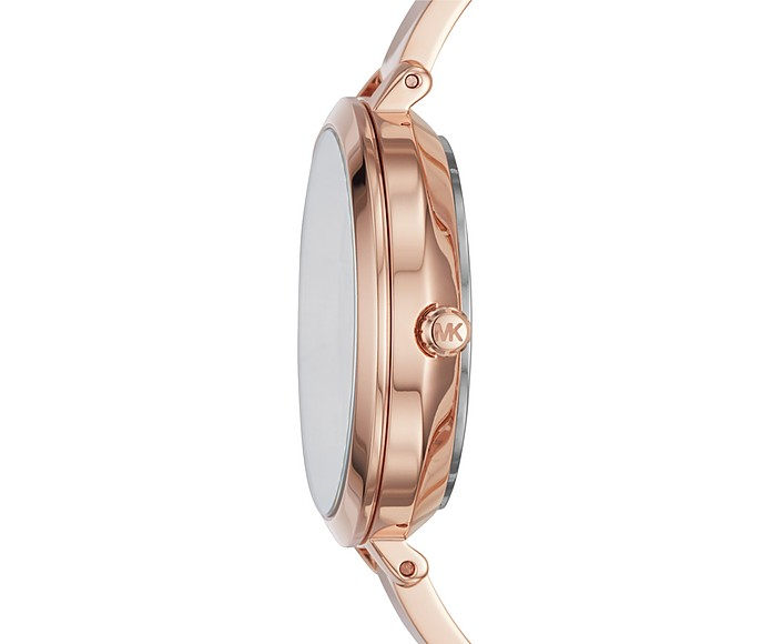Michael Kors Jaryn Rose Gold Tone Women S Watch At Forzieri Canada