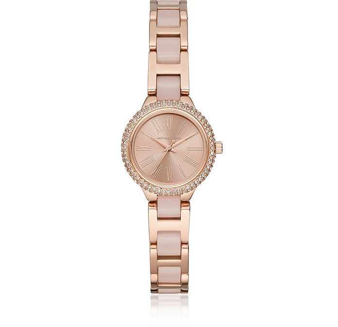 Petite Taryn Rose Gold Tone Women's Watch - Michael Kors