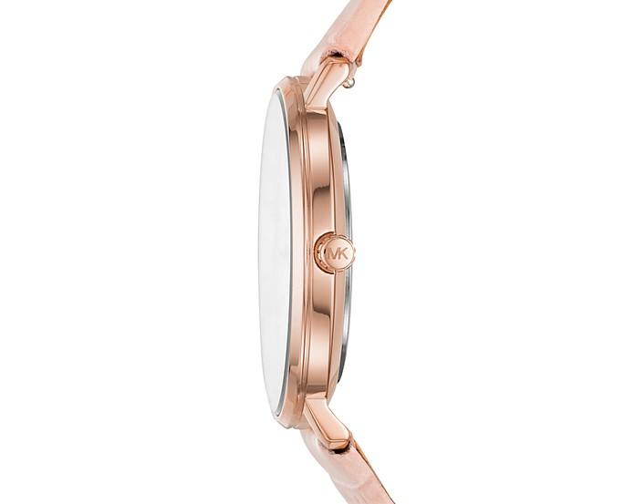 c435e1b46bd6da Pyper Leather Watch Set - Michael Kors. AU$430.00 Actual transaction amount