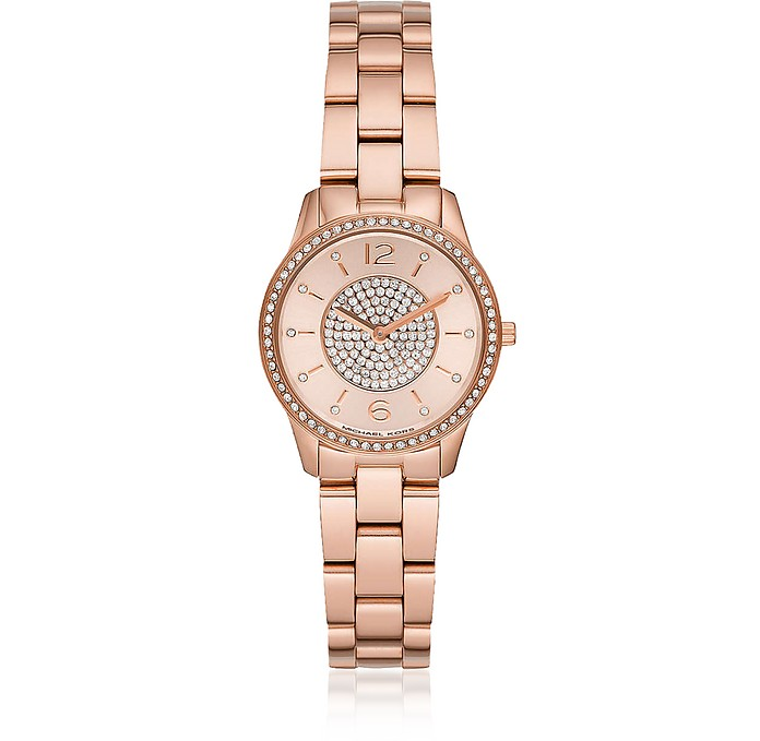 MK6619 Mini runway  Watch - Michael Kors