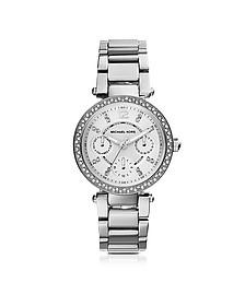 Parker Stainless Steel Women's Watch - Michael Kors